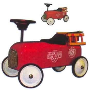 Porteur Proto pompier -801FE