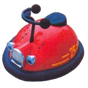Porteur Proto rouge -8903
