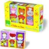 empilable cubes animaux vilac 2421