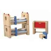 chambre d enfants neo jouet en bois plantoys 7304