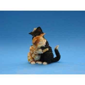 Figurine chat - amalia & paolo  - ca32