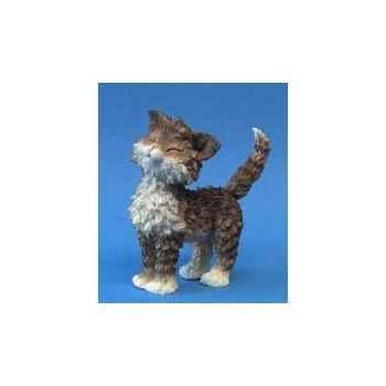 Figurine chat - pasqualle - ca37