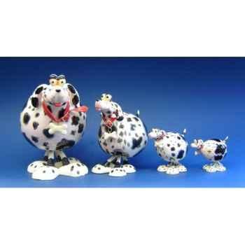 Figurine animal antics chien (mini) - rr45054