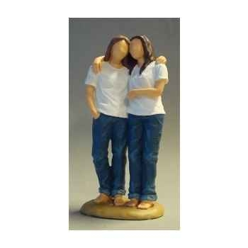 Figurine blue jeans forever friends - bj18415