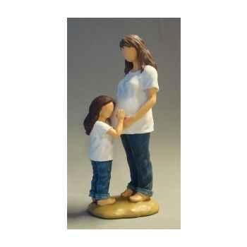 Figurine blue jeans expectations  - bj18422