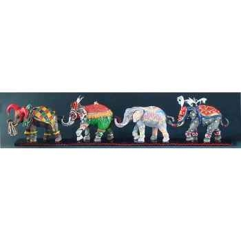 Figurine eléphant - hudoq  - tu13075