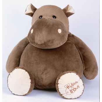 Peluche Hippopotame Hippo super géant -ho1287