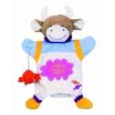 doudou et compagnie doudou vache cerise la gourmande 1618