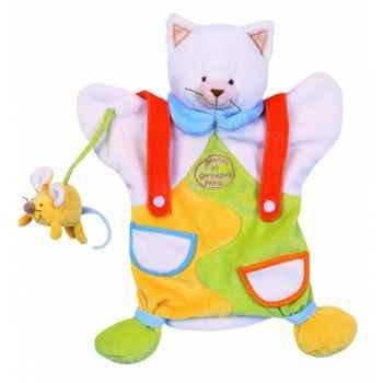 Doudou et Compagnie Doudou Chat avec souris -1625