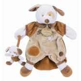 doudou et compagnie doudou daffy le chien bebe 1562