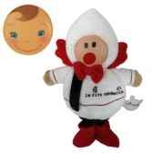 doudou et compagnie doudou collector fleur bleue 229