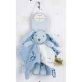 doudou et compagnie doudou marionnette tatoo lapin bleu 1271