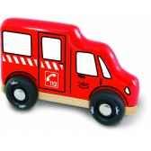 mini camion pompier jouet vilac 2211