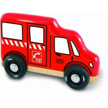 Mini camion pompier - Jouet Vilac 2211