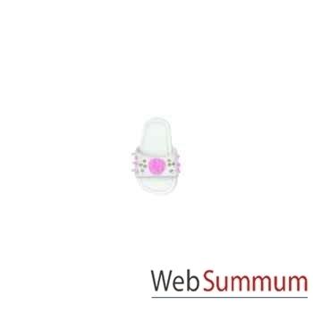 Poupée elea / sophie slippers w. perles/fleurs-41284 Käthe Kruse