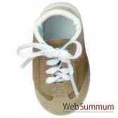 poupee elea sophie chaussures de sport beiges 41293 kathe kruse