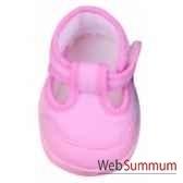 poupee bambina chaussures roses 48293 kathe kruse