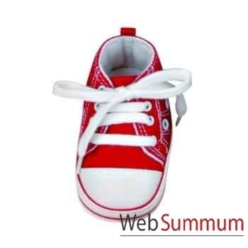 Poupée lolle chaussures de sports rouges-54557 Käthe Kruse
