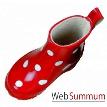 Poupée lolle bottes rouges à pois-54562 Käthe Kruse