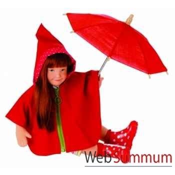 Poupée lolle vêtments raindrops-54753 Käthe Kruse