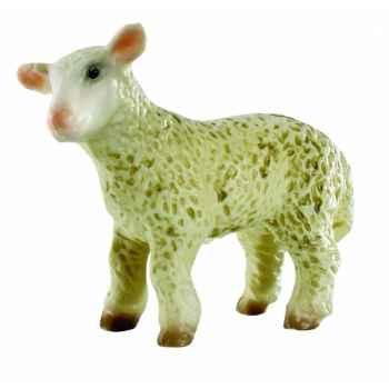 Figurine bullyland agneau mâle -b62478
