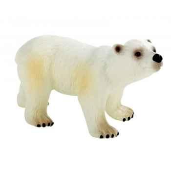 Figurine bullyland ours polaire bébé -b63538