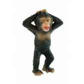 figurine bullyland chimpanze bebe b63564