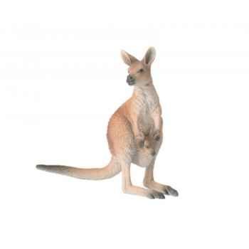 Figurine bullyland kangourou -b63565