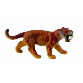 Figurine bullyland félin de la préhistoire -b58359