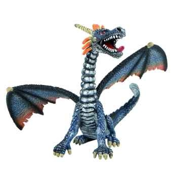 Figurine bullyland dragon bleu  -b75594