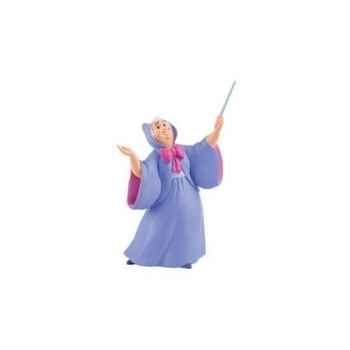 Figurine bullyland fée marraine -b12359