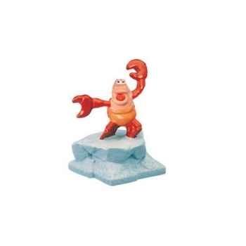Figurine bullyland crabe sébastien -b12352