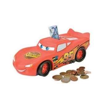 Figurine bullyland tirelire cars -b12230