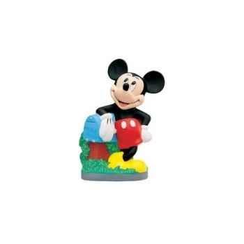 Figurine bullyland tirelire mickey   -b15209