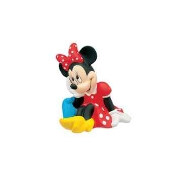 Figurine bullyland tirelire minnie -b15210