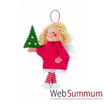 Marionnette käthe kruse ange rouge -60640