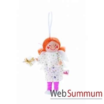 Marionnette käthe kruse ange blanc -60643