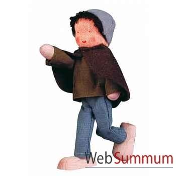 Marionnette käthe kruse enfant berger -66572