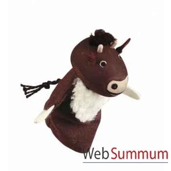 Marionnette käthe kruse boeuf -60365
