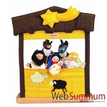 Marionnette käthe kruse théâtre nativité avec marionnettes -60459