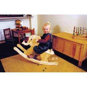 Elephant a bascule toys pure -53994 Jouets Web-Summum