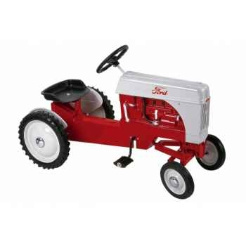 Voiture à pedales tracteur ford toys pure -14152 Jouets Web-Summum