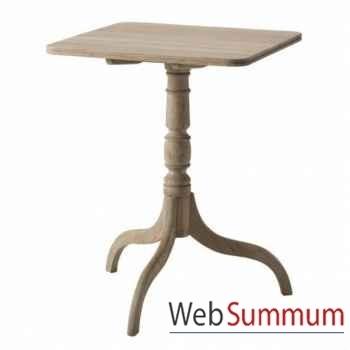 Eichholtz table idaho chêne rustique -tbl06444