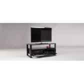 meuble audio video avec porte norstone carly