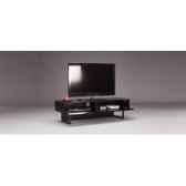 meuble audio video avec porte norstone lunde