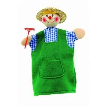 Marionnette Kersa, Tulpi le jardinier - 60800