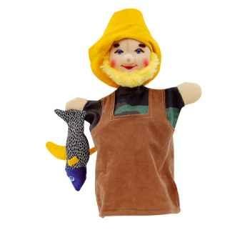 Marionnette Kersa, Fritz le poissonnier - 13790