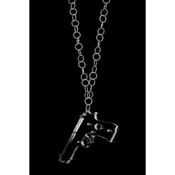 Bijou pistolet 007 acrila -bp007