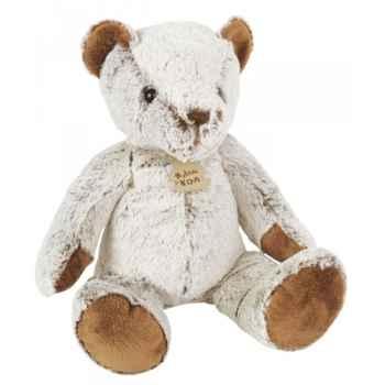 Peluche les z\'animoos - ours classique beige gm histoire d\'ours -2038
