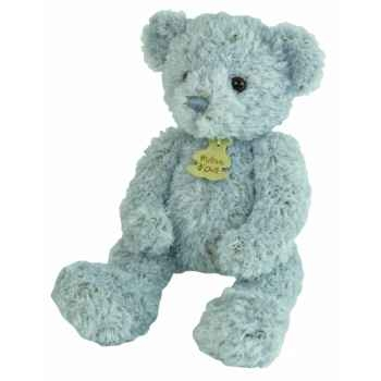 Peluche ours chine gris mm histoire d\'ours -2022